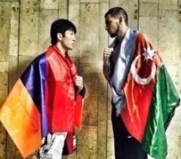 Albert Ghazaryan vs Rustam Murtazov
