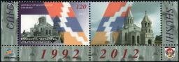 Liberazione di Shushi, 8 maggio 1992