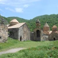 Nagorno Karabagh. È pace nei monasteri