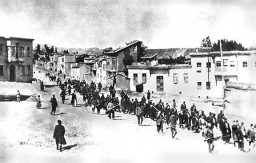 Australia: copertura mediatica del Genocidio Armeno (The Mercury)