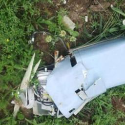 Abbattuto un drone azero