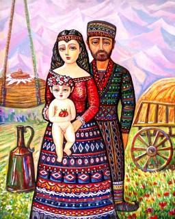 Sevada Grigoryan – Opere
