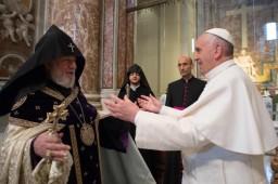 Armenia, la visita del Papa alle sorgenti della fede cristiana
