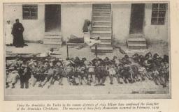Immagini dal Genocidio, agosto 1919
