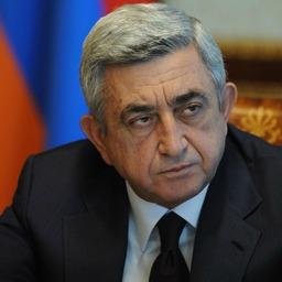 Il Presidente armeno incontrerà Federica Mogherini e John Kerry a Vienna