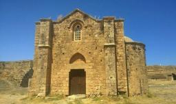 Gli affreschi della Chiesa armena di Famagosta