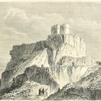 Castello di Lampron - Porte della Cilicia