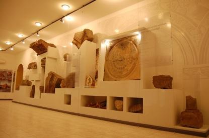 Sala 2 del museo, esposizione permanente