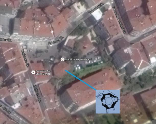 Immagine tratta da Google Maps.