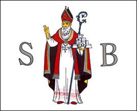 Lo stemma di San Biagio