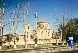 Chiesa di Arabkir – In costruzione