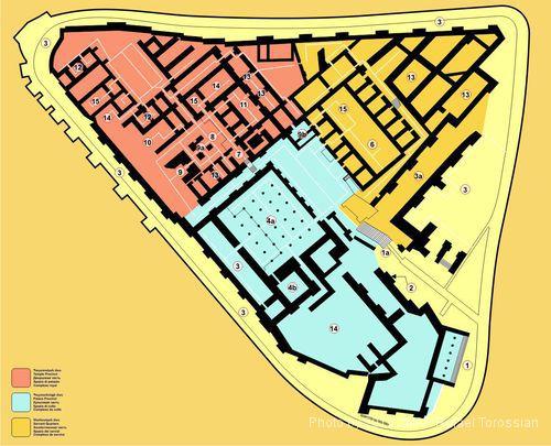 Mappa di Erebuni
