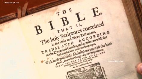 Alcune immagini della Bibbia