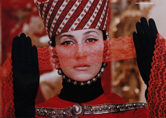 Il colore del melograno (1969)