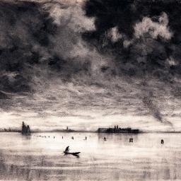Isola di San Lazzaro – Joseph Pennell