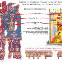Levon IV di Cilicia: una comparazione iconografica