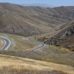 Ricostruzione dell'autostrada Vardenis-Martakert quasi completata