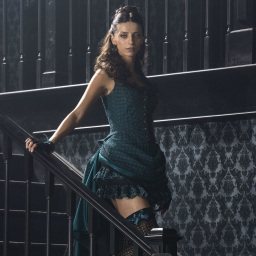 "Angela Sarafyan protagonista della nuova serie HBO ""Westworld"""