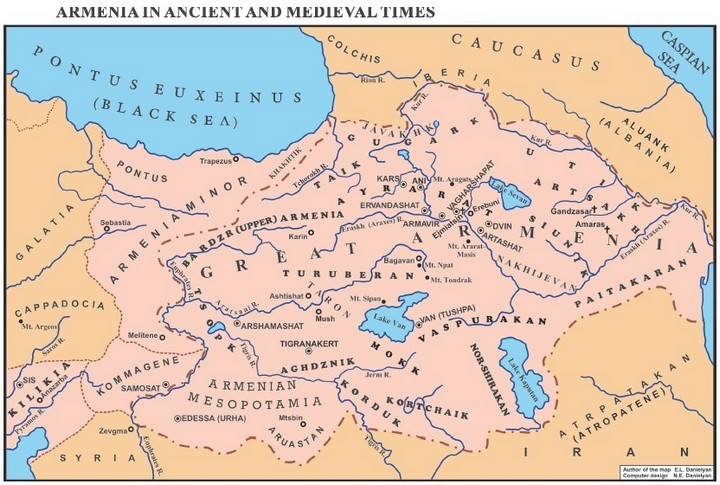 armenia-in-ancient-and-medieval-times