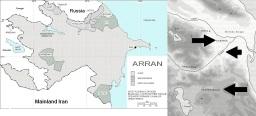 Azerbaigian, Arran ed Albania: l'ultimo libro del Prof. Reza