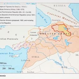 Gli Stati Armeni nei secoli
