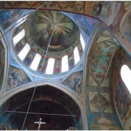 Chiesa Armena di San Giorgio a Tbilisi: restauro degli affreschi (2012-2015)