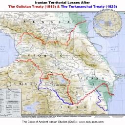 Sulla nascita dell'Azerbaigian (parte 2): il Trattato di Turkmenchay