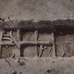 AKNASHEN: primo insediamento permanente nella Valle dell'Ararat (VI millennio a.C.)
