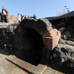 Riportate alla luce le reliquie dei Re Arsacidi d'Armenia