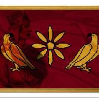 Simbologia Armena: gli uccelli affrontati, addossati, rimiranti