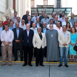 Accordo tra Armeni d'Argentina per un'entità di coordinamento tra le comunità armene