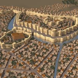 DVIN: ricostruzione in 3D dell'antica capitale armena