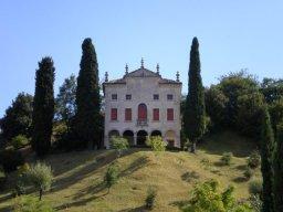 """Villa Contarini, detta """"degli Armeni"""", ad Asolo"""