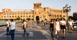 La popolazione Armena cresciuta dello +0.3% tra il 2010 e il 2016