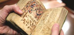 Il più antico libro della Biblioteca Toledo-Lucas County è un manoscritto armeno