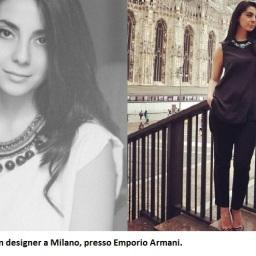 Rima Kazumyan, un'armena dietro il design di Emporio Armani