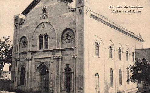 samsoun-chiesa-armena