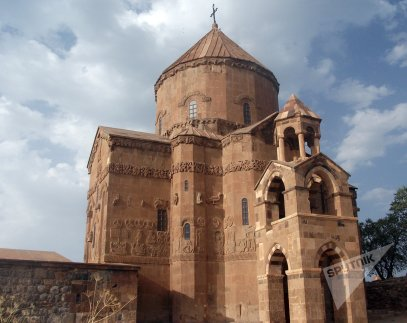 Chiesa di Santa Croce, Akhtamar