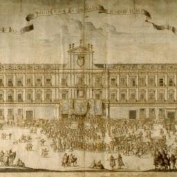 Il Re Armeno di Madrid, Levon Lusignano
