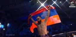 Vardan Asatryan vince e solleva la bandiera dell'Artsakh!