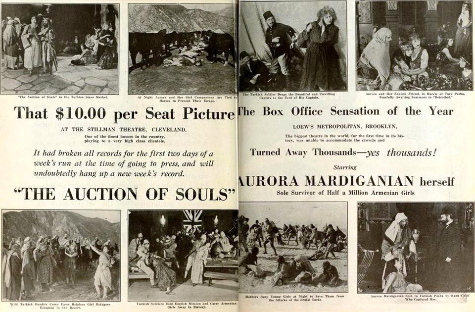 Aurora Mardiganyan Auction of Souls