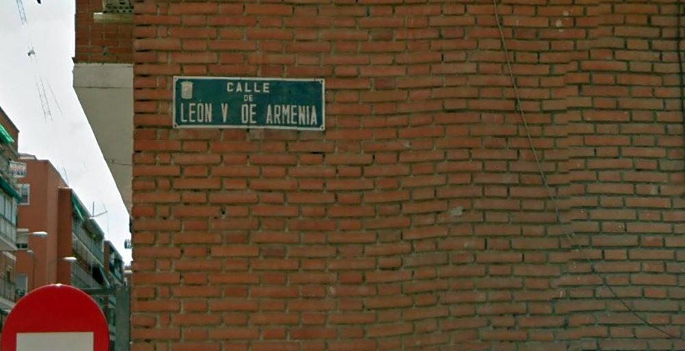Calle Levon Armenia Lusignano