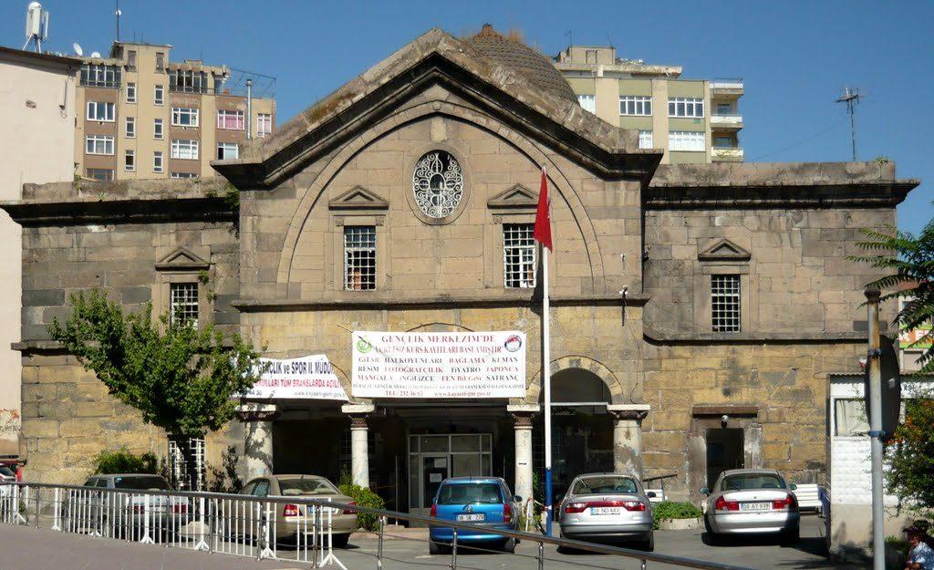 Chiesa armena in Turchia