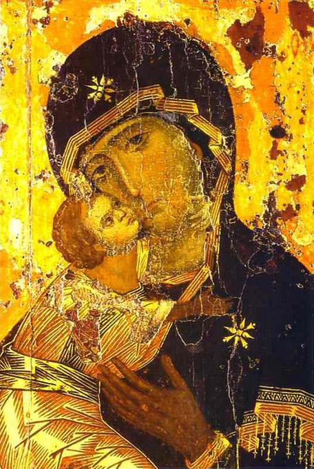 Theotokos di Vladimir 02