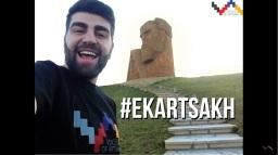 Alexan Asryan – #EkArtsakh (AUDIO)