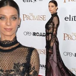 """""""The Promise"""", Angela Sarafyan: orgogliosa di aver avuto un ruolo nel film"""
