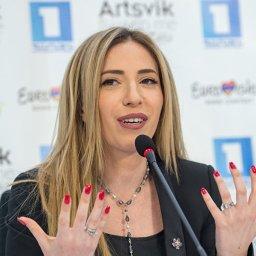 """Artsvik:""""Lo scorso anno ho sognato di partecipare ad Eurovision, ed ora eccomi qui"""""""