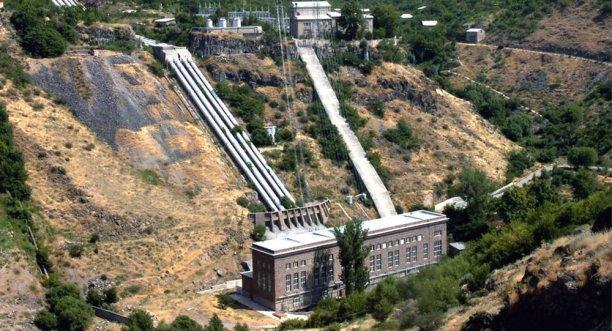 Centrale Idroelettrica Armenia