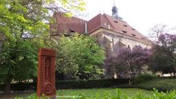Khachkar a Praga