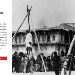 """Da """"La realtà dell'orco"""", in memoria del popolo armeno sterminato"""